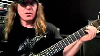 Joe Satriani Circles rhythm parts Live Webcast Guitar Lesson