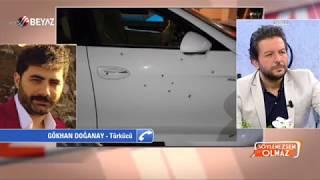 Silahlı Saldırıya Uğrayan Türkücü Gökhan Doğanay, Canlı Yayında Yaşadıklarını Anlattı!