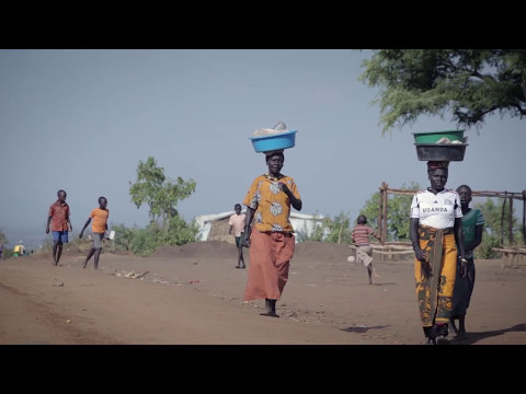 Rebuilding lives for South Sudanese refugees in Northern Uganda: EUTF SPRS-NU Video