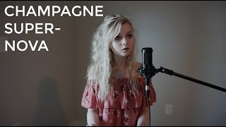 Champagne Supernova - Oasis (Holly Henry Cover)