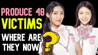 Produce 48 Vote Manipulation Victims: Where Are They Now?