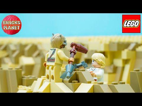 Vidéo LEGO Star Wars 75270 : La cabane d'Obi-Wan