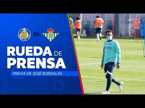 Getafe 3-0 Real Betis (Liga Santander 2020/21) (Previa del Getafe - Real Betis)