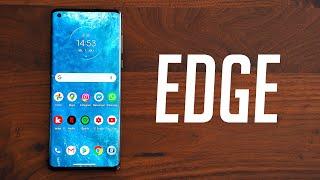 Gemischte Gefühle: Motorola edge Review (Deutsch) | SwagTab