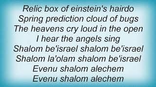 Army Of Lovers - Israelism Lyrics
