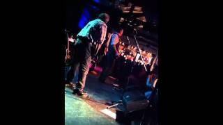 Cool Rockin' Loretta Joe Ely w/ Freddie Stitz on B3 @ Antone's 28 Dec AUSTIN, TX