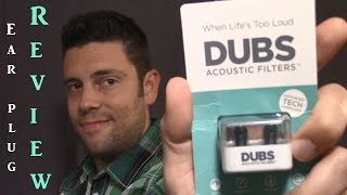 Ear Plugs Review   Dubs   NOT Just For Musicians