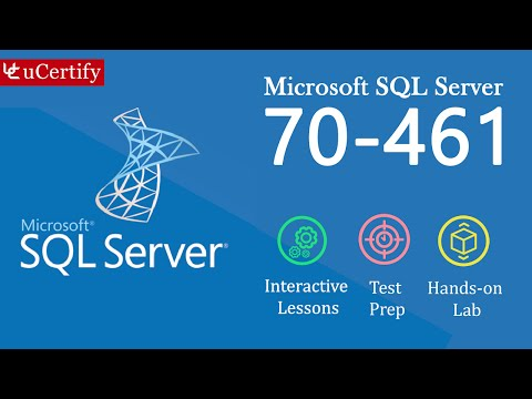 Microsoft 70-461 Complete (Course & labs) - YouTube