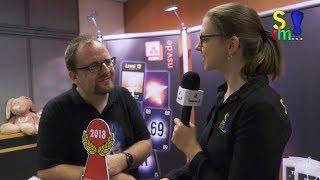 Spiel des Jahres Verleihung 18 -THE MIND - Interview mit Michael Kroupal (NSV)