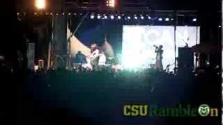 Ramble On: Macklemore & Ryan Lewis Perform Colorado State University's RamFest