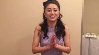 酒井法子さんからコメント動画到着!