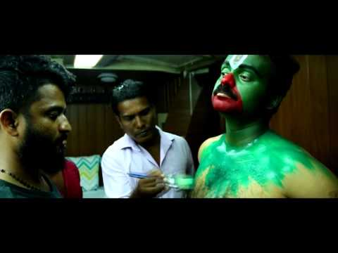 Valleem Thetti Pulleem Thetti Hanuman Making Video