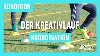 Der Kreativlauf – Kondition und Koordination