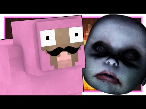 THE TIME I GOT SCARED... (**DELETED** Minecraft Horror Map)