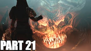 Annihilator Boss / Lord Fight - Lords Of The Fallen Walkthrough Part 21 - PS4 Gameplay Review