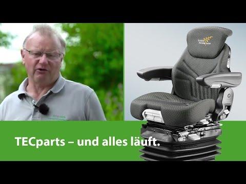 "GRAMMER Traktorsitz ""Maximo® Dynamic"" mit Dynamic Damping System"