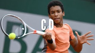 ATP Tennis - Top 10 Highest Ranked 18-under Tennis Players [HD]