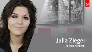 Grafikdesign mit Julia Zieger - Adobe Live 1/3