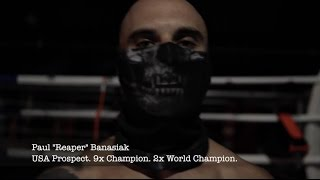 "USA Striking Prospect: Paul ""The Reaper"" Banasiak"