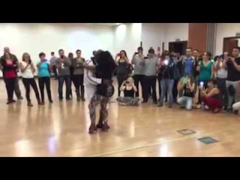 Petchu & Vanesa INTERNATIONAL KIZOMBA OPEN 2014