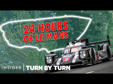 Racers Reveal the Secrets Behind the 24 Hours Of Le Mans