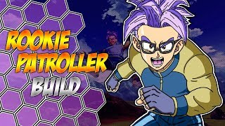 Rookie Time Patroller Build [Male Saiyan Synergy] Dragon Ball Xenoverse 2