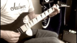 """""""Water Into Wine"""" by Stryper   Full Guitar COVER & TUTORIAL"""
