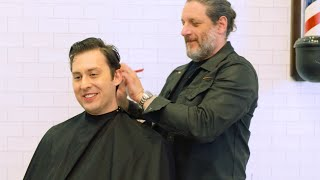 Aveda Men + InsideHook | Grooming Tips for Clean Cut Hair