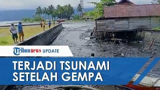 Fakta Tsunami Skala Kecil di Maluku Tengah, BMKG: Terjadi 2 Menit setelah Gempa 6,1 Magnitudo