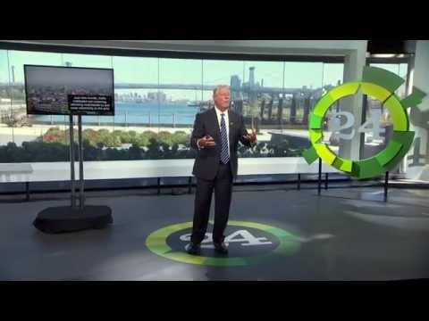 http://www.24Hoursofreality.org In hour 23 of 24 Hours of Reality, Al Gore introduces Reason for Hope #23: CITIES EVERYWHERE ARE PLANNING FOR SMART GROWTH and explains how cities around the world are making climate change a priority, putting new sustainability models into action.