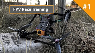 FPV Race Training #1