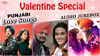 Valentine's Day Special Jukebox | Latest Punjabi Song 2020 | Love Song | Saga Music