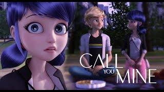 Miraculous Ladybug - Call You Mine/Bebe Rexha x The Chainsmokers