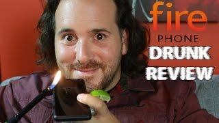 Amazon Fire Phone - Drunk Tech Review
