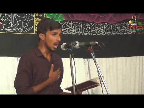 Labbaika Ya Mehdi a.s. | Azadar-e-Husainia Jafrabad | 18 Safar Jafrabad Jalalpur 2017