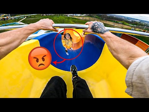 ESCAPING ANGRY MOM 2.0 (Epic Parkour Chase POV in Moldova)