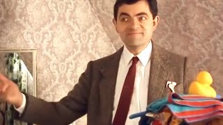 Where's the Bathroom | Funny Clips | Mr Bean Official