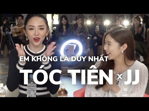 Jin Ju Cover Em không là duy nhất - Tóc Tiên