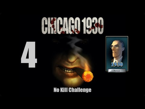 NO KILL CHALLENGE - Chicago 1930 - Police 4. Find the alcohol supplies
