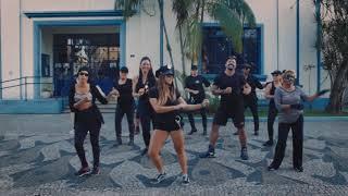 Amor Bandido   LEXA E KEKEL ( Coreografia Zumba )   Alan Assis