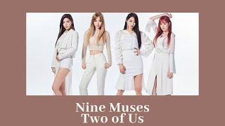 Nine Muses - Two of Us [polskie napisy, polish subs / PL]