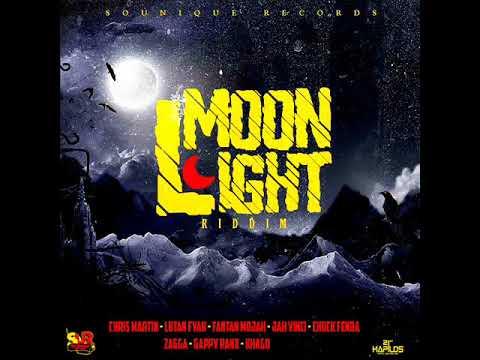 Moon Light Riddim Mix (Full) Feat. Jah Vinci Christopher Martin Fantan Mojah (DEC. 2018)