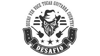 Marcio Alvez - Concurso Quero Ver Voce Tocar Guitarra Country 2017