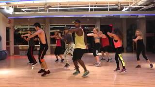 'Hands Up' by September   cardio dance format (SKYBEAT) by Skyler Rodgers