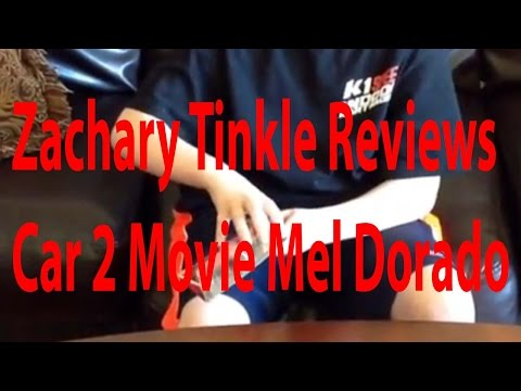 Zachary Tinkle Reviews Cars 2 Movie Mel Dorado