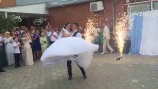 Професійна постановка весільного танцю - Мар'ян і Ліля