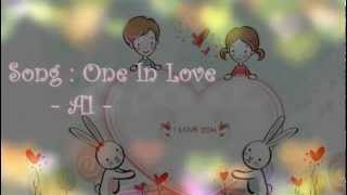 One In Love - A1