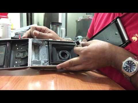 Modificaciones a Polaroid Model 95a
