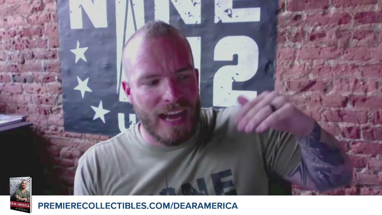Dear America: Live Like It's 9/12 by Graham Allen