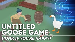 Why Untitled Goose Game Is the Best Goose Game This Year!